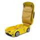 Walizka samochód Chevrolet Camaro różowy
