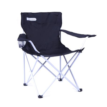 Spokey Krzesło składane Angler Czarne