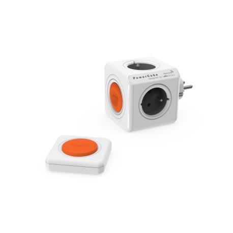 PowerCube Original Remote + pilot PowerRemote - biały - zestaw