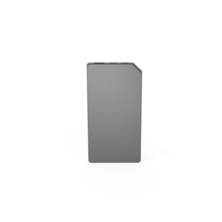 PowerBank Slim Aluminum 5000mAh GREY