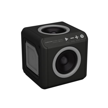 audioCube Modular Portable Black