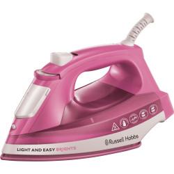 Żelazko różowe LIGHT & EASY BRIGHTS 25760-56
