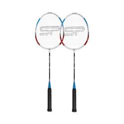 Zestaw do badmintona 2 rakietki FIT ONE II