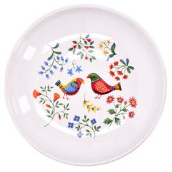 Talerz głęboki DUKA PARADISE 22 cm biały ceramika