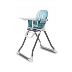 Krzesełko do karmienia Sun Baby Cubby - Turquoise light