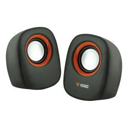 Głośniki USB2.0 czarne YENKEE