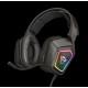 Słuchawki gamingowe TRUST GXT450 BLIZZ 7.1 RGB