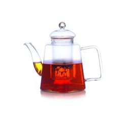 Dzbanek z zaparzaczem DUKA TEA TIME 1200 ml szkło