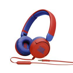 JBL Słuchawki dla dzieci JR310 czerwone