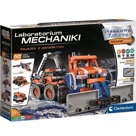 Labolatorium Mechaniki - pojazdy arktyczne