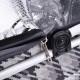 Torba termiczna na zakupy pepitka DUKA PASE 48x28x22 cm szara