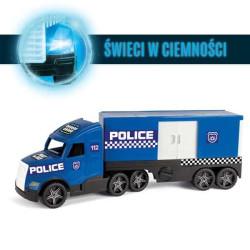 WADER Magic Truck Action policja 36200