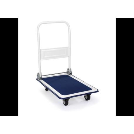 Wózek platformowy ze składaną rączką do 150kg