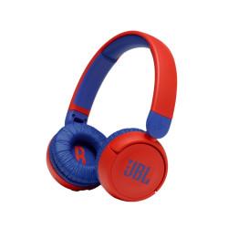 Słuchawki bezprzewodowe JBL Jr 310 BT czerwone