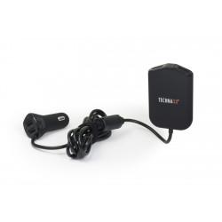 Rodzinna samochdowa ładowarka USBTechnaxx TE14