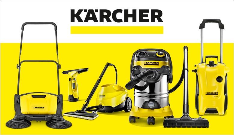 Karcher - nagrody