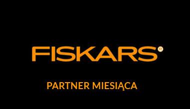 Fiskars- Partner miesiąca